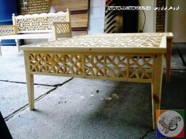 کارگاه صنایع چوب و هنر سنتی فن و هنر دکوراسیون چوبی 37