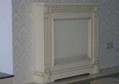 روشوفاژی , پوشش رادیاتور , کاور رادیاتور چوبی , صفحه چوبی برای رادیاتور