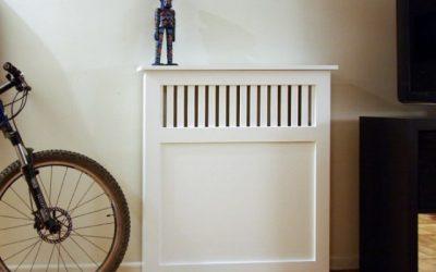 لبه دیواری برای روی شوفاژ و وسائل گرمازا