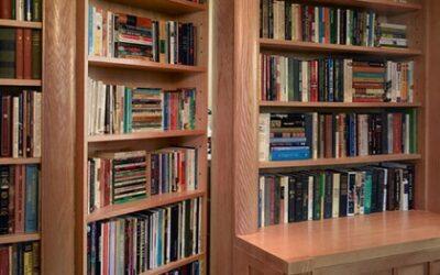 کتابخانه چوبی استاندارد: