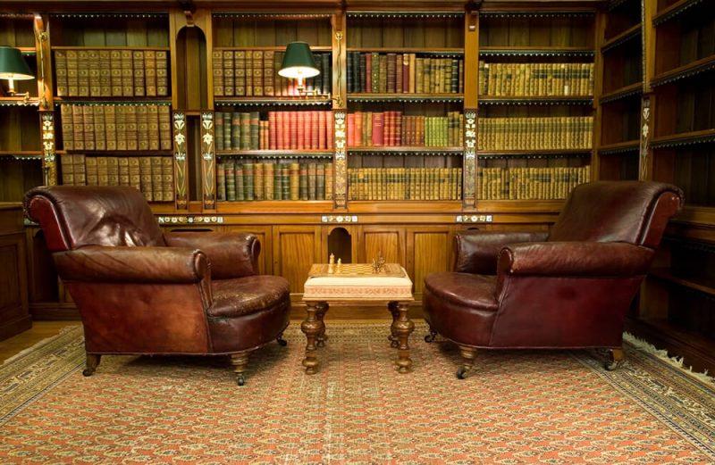 کتابخانه بزرگ