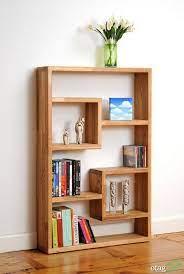 کتابخانه چوبی در خانه