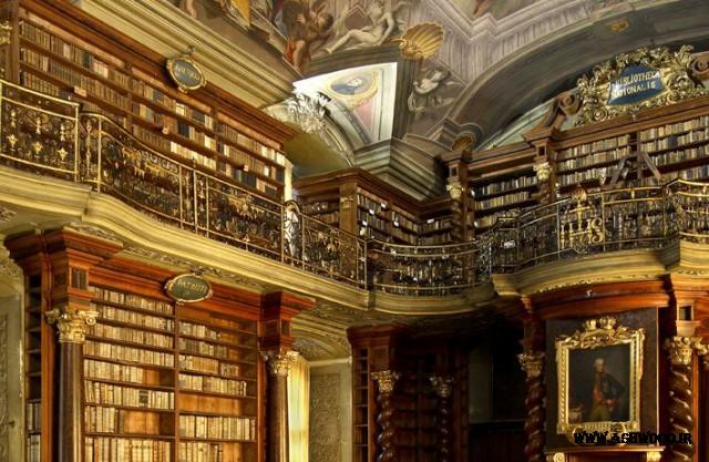 کتابخانه باروک