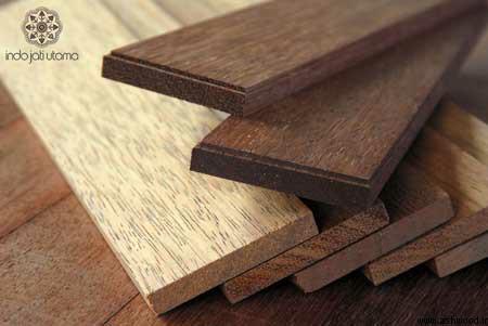 کفپوش چوبی, کفپوش چوب طبیعی