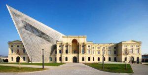 کلاغ عکاسی، موزه در شهر درسدن توسط استودیو دانیل لیبسکیند , معماری کلاسیک مدرن