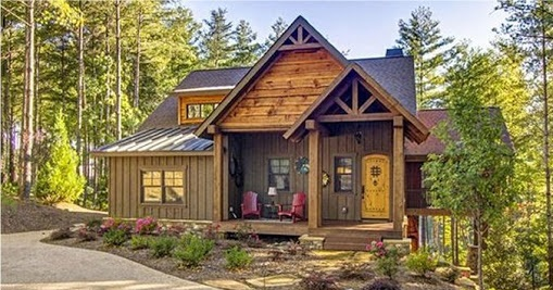 ایده های جالب کلبه و ساختمان چوبی ارزان قیمت