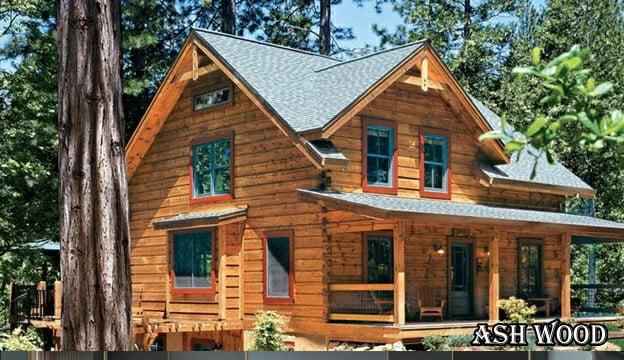 کلبه چوبی, قیمت کلبه چوبی, ساخت کلبه چوبی