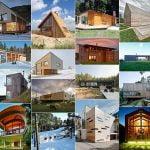 25 ایده جالب کلبه چوبی