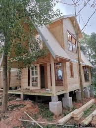 شناخت کلبه های چوبی