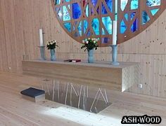 نمای چوبی کلیسای کنارویک