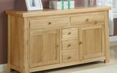 کابینت چوبی و میز کنسول تمام چوب