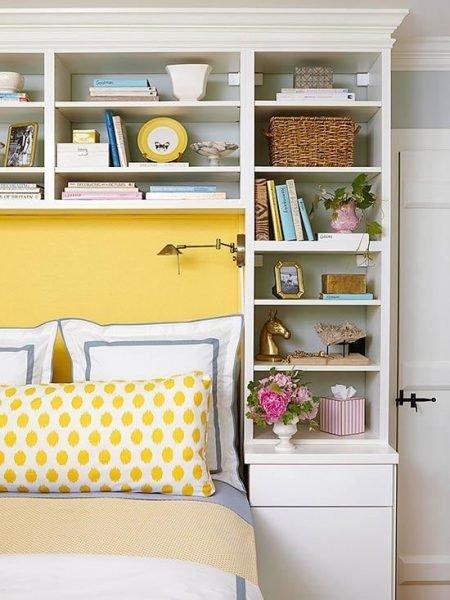 کمد چوبی برای اتاق های کوچک