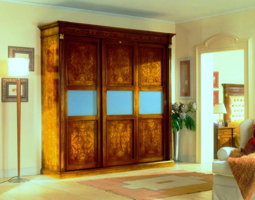 مدل هایی از دکوراسیون داخلی و کمد لباس چوب کمد دیواری