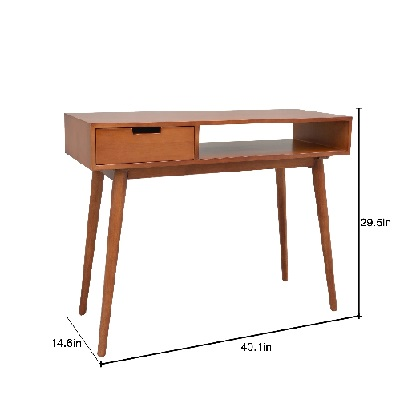کنسول چوبی مدرن, میز کنسول جدید , کنسول تو خالی