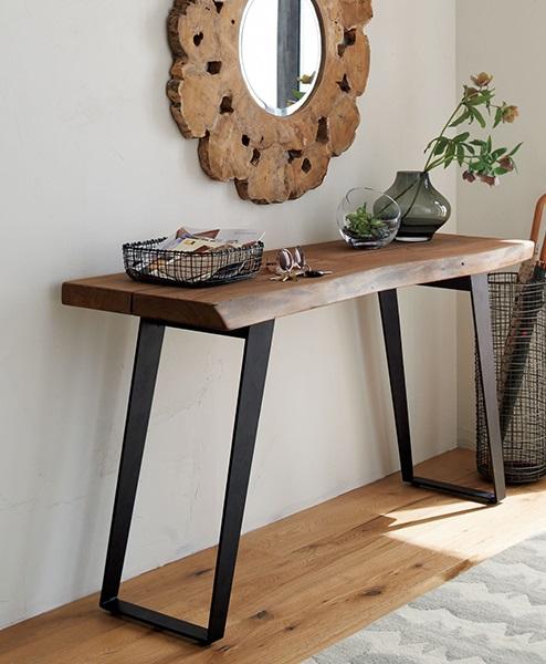 کنسول چوبی مدرن, میز کنسول جدید