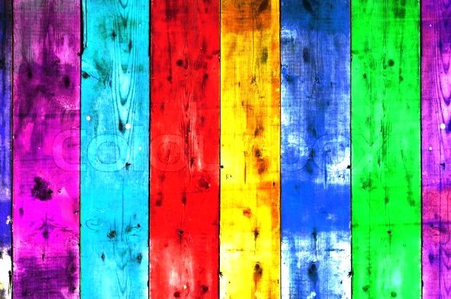 دکوراسیون رنگارنگ جالب و زیبا