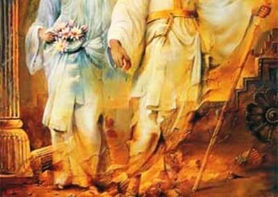 اقوام ایرانی ، هنر ایران زمین ، تاریخ ایران زمین