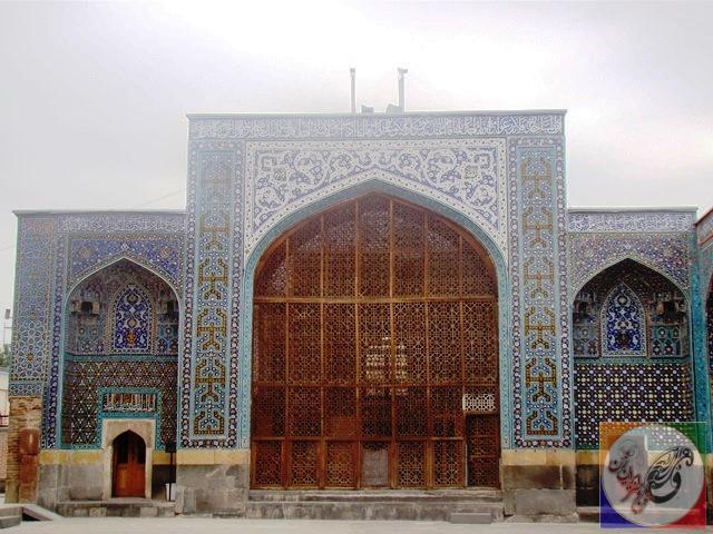 آرامگاه شیخ صفیالدین اردبیلی ( گره چینی )
