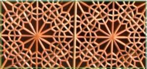 هنر سنتی ایران ، دکوراسیون گره چینی ، صنایع دستی