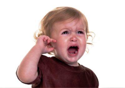 بیماری های شایع کودکان , درد گوش و عفونت گوش کودک