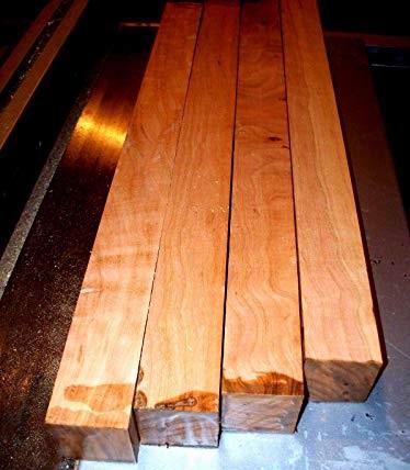 چوب گیلاس- الوارهای چوب گیلاس
