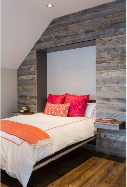 یک تخت زیبای مورفی