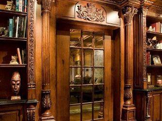 سفارشی سازی دکوراسیون چوبی منزل