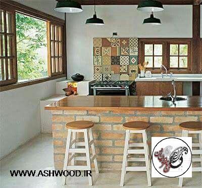 دکوراسیون داخلی جدیدترین ایده های طراحی و دکوراسیون آشپزخانه و انواع مدل های طراحی و ساخت کابینت آشپزخانه ایرانی و معرفی تجهیزات مدرن آشپزخانه