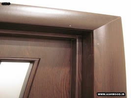 روکوب چهارچوب ، فریم نمای چهارچوب و درب چوبی