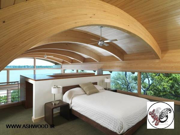 قیمت سقف کاذب چوبی