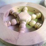 نمونه سازه های جالب چوبی در دکوراسیون در کارگاه نجاری و درودگری فن و هنر