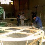 صنایع چوب و دکوراسیون داخلی , نمای ساختمان , عکس کارگاه