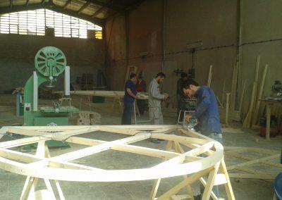 گروه صنایع چوب و دکوراسیون چوبی فن و هنر