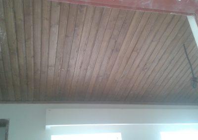اجرای سقف کاذب لمبه