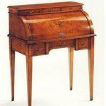 مدل میز تحریر چوبی گالری نمونه کارهای گروه صنایع چوب فن و هنر
