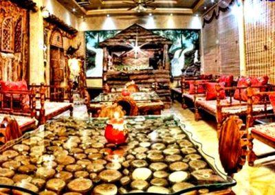 دکوراسیون سنتی , رستوران سنتی