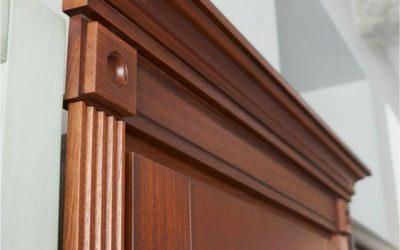 قیمت درب چوبی بر اساس هر متر مربع با چوب راش