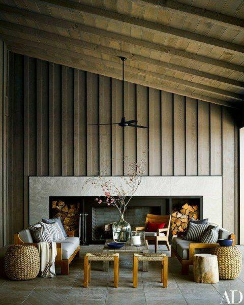 دکوراسیون چوبی، سقف کاذب چوب کاج روسی، دیوار سقف کاذب قیمت