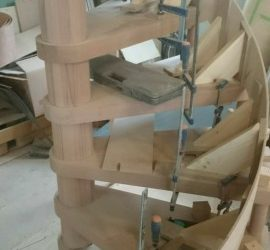 برای ساخت پله چوبی از کجا شروع کنیم