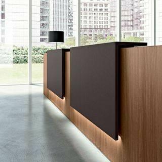 میز کانتر مدرن چوبی