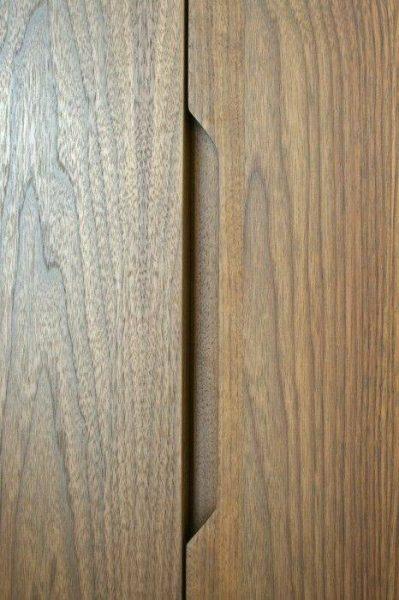 جزئیات ساخت درب چوبی , چوب بلوط