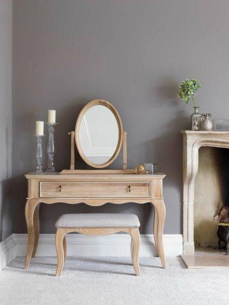 مدل میز کنسول و میز آرایش چوبی , خرید میز توالت