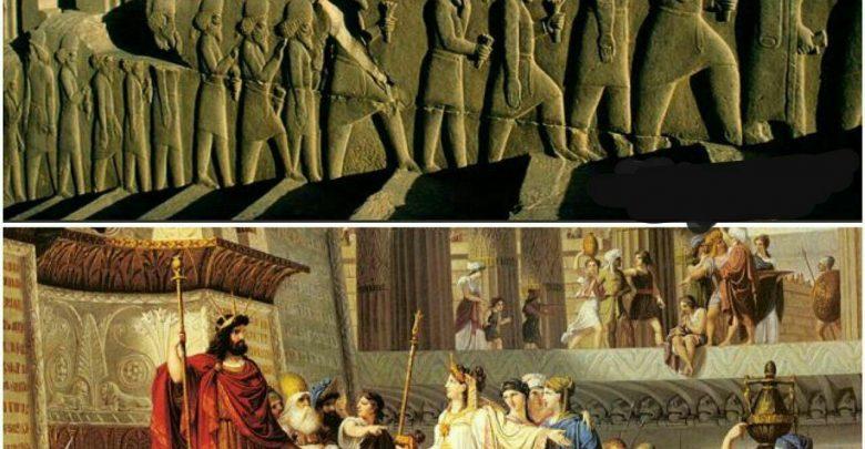 آموزش و پرورش , فن و هنر و صنعت در دوره هخامنشيان