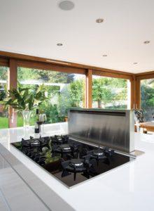 هود و تهویه هوای آشپزخانه