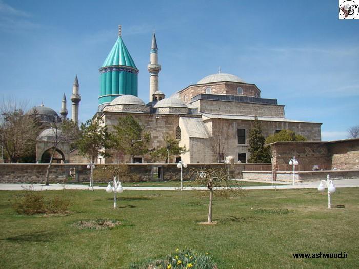 موزهٔ مولانا در قونیه