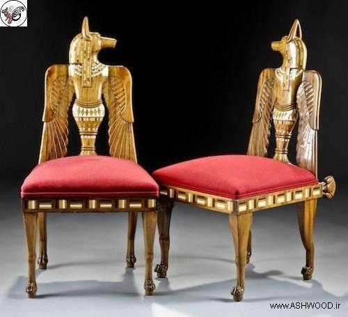 سبک دکوراسیون مصری