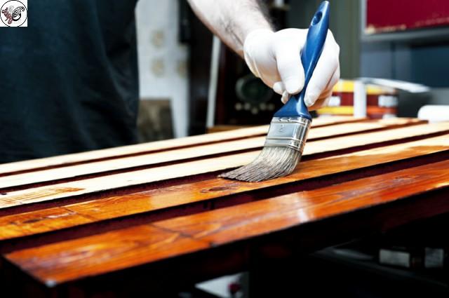 صنایع چوب و هنر های چوبی