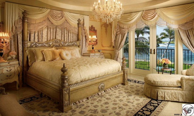 مدل دکوراسیون اتاق خواب کلاسیک
