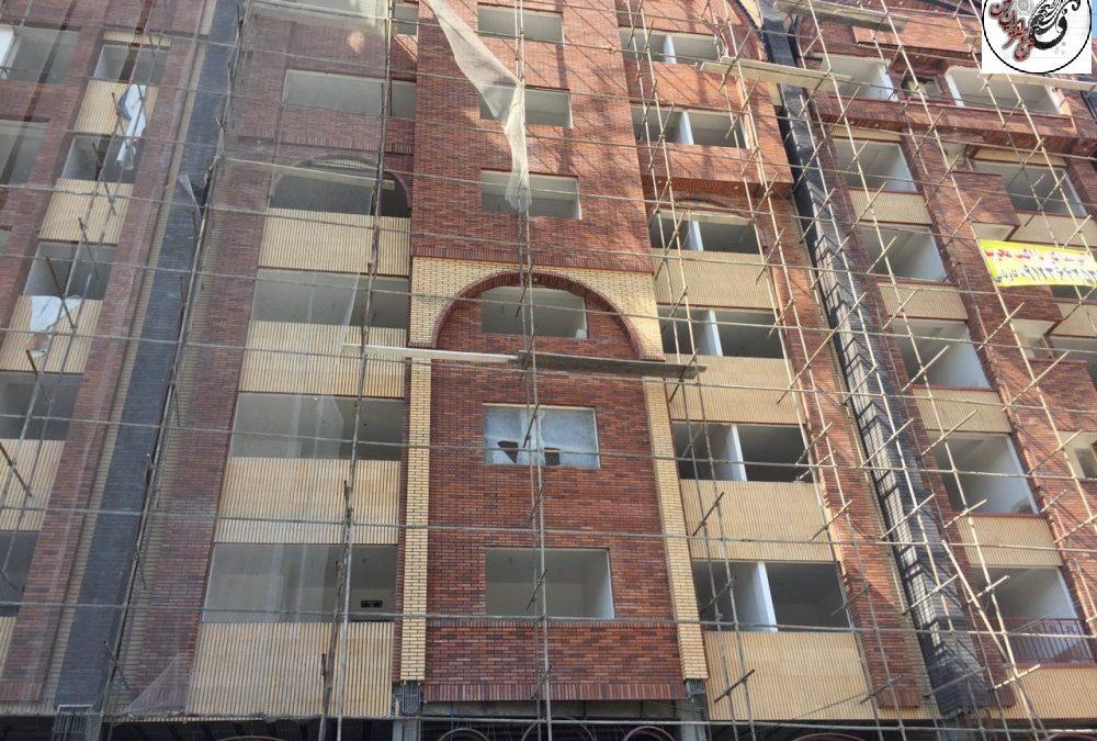 عکس انواع آجر نما ساختمان تزئینات دکور داخلی نمونه کار