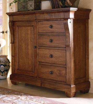 کنسول چوبی خاص و منحصر به فرد چوبی